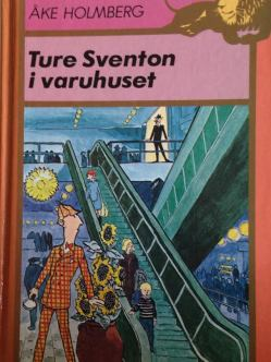 Ture Sventon i varuhuset